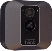 Black Blink XT2 indoor/outdoor camera